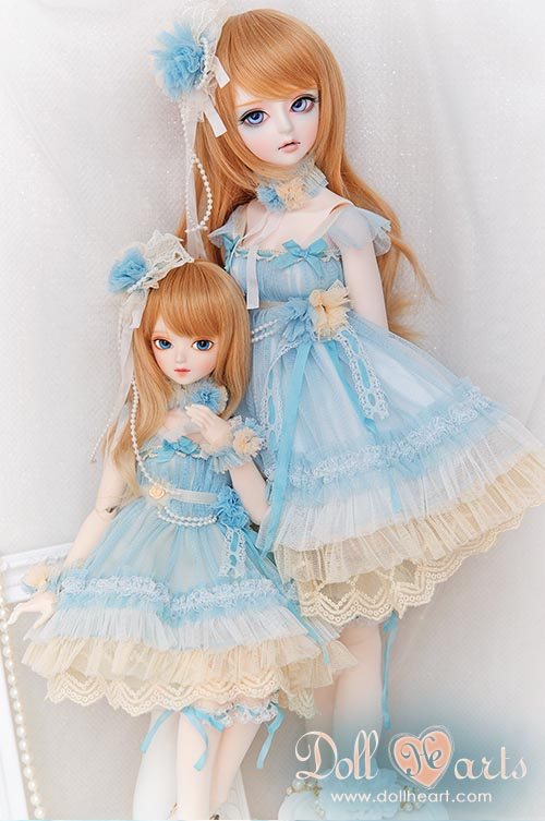 DH000404 [Summer Romance] Blueholic Set