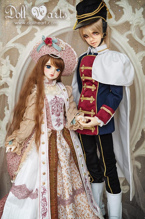 DH000408 [Princess & Prince] Couple Set
