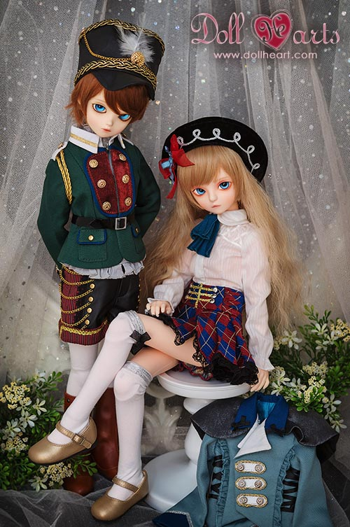 DH000409 [Dollism 10th Anniversary] Guard of Honor Set
