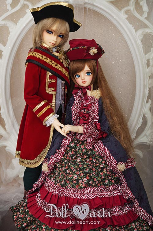 DH000410 [Dollism 10th Anniversary] Palace Set A