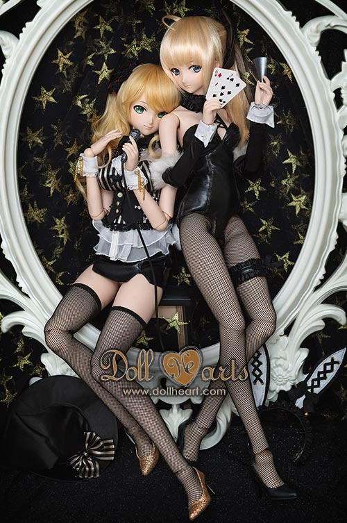 DH000413 [Dollism 10th Anniversary] Magician Set