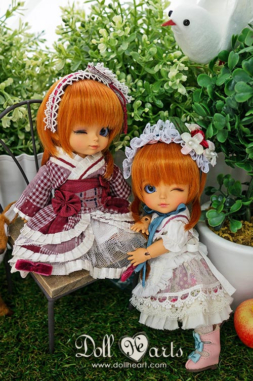 DH000421 CUTE DOLLY SET [Cute Dolly]