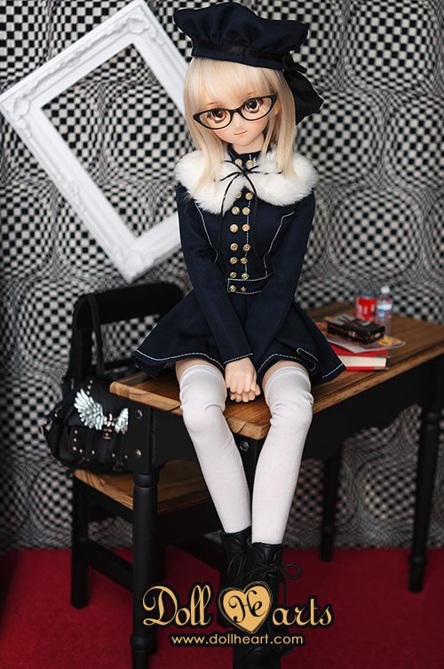 [Pre-order] [School Time] DM000034 Winter Uniform DDM Ver