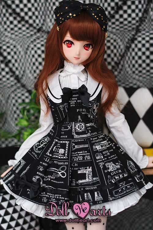 [Pre-order] DM000039 Scholar Dress