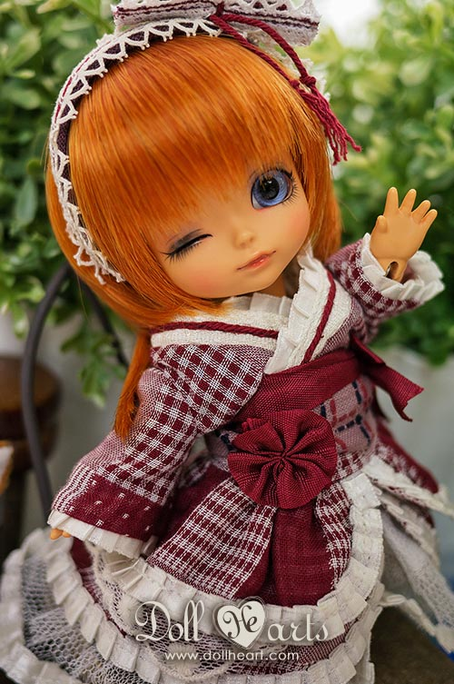 ID000040 Checker Dolly [Cute Dolly]