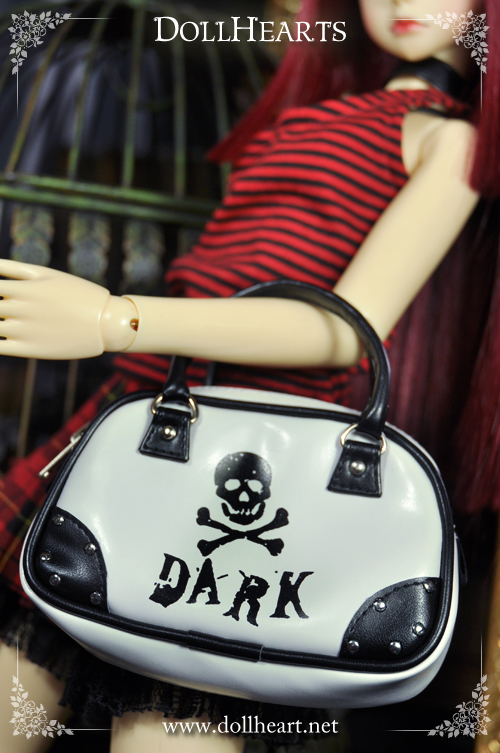 LA000306 Dark Punk Bowling Bag (Large Size)