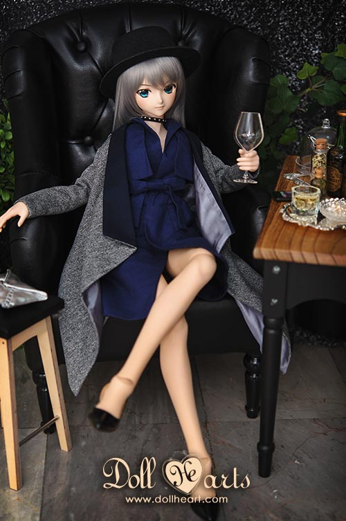 LA000321 Coat - DD-L & SD10/13 Girl