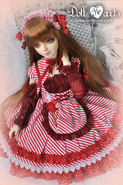 LD000634 [Twins Maid] Scarlet