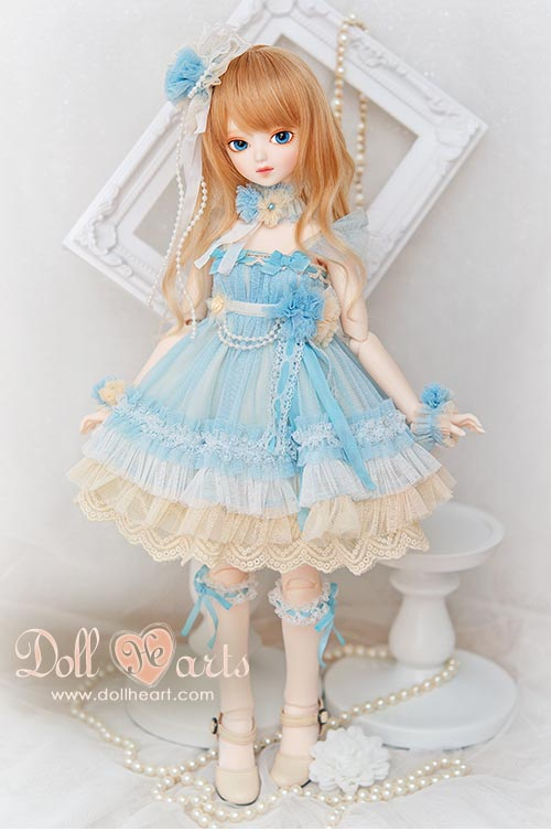 MD000233 [Summer Romance] Mini-Aqua