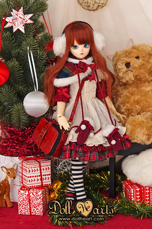 [Pre-order] [Christmas] MD000250 Christmas Alice MSD Ver