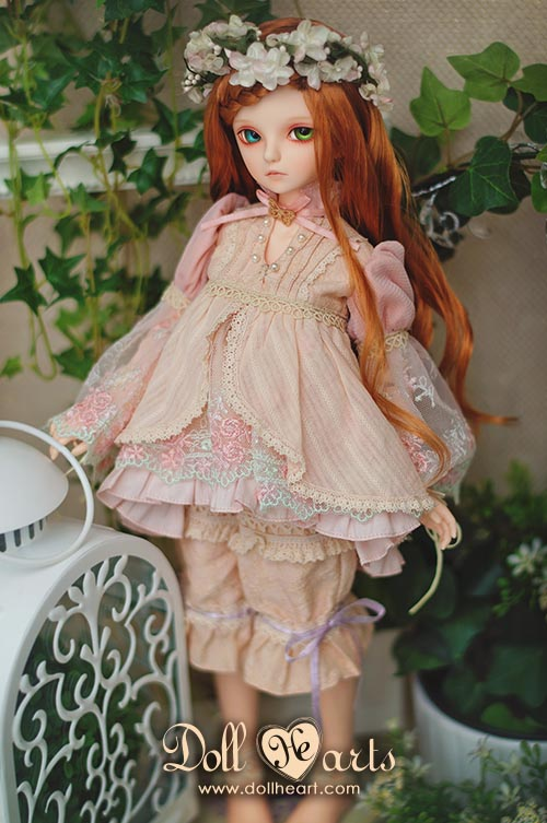 [Pre-order] MD000257 Pink Romance [Romance Style]