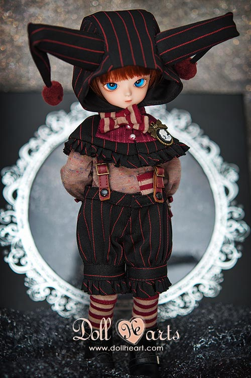 YD000208 [Little Fairy] Dark Devil