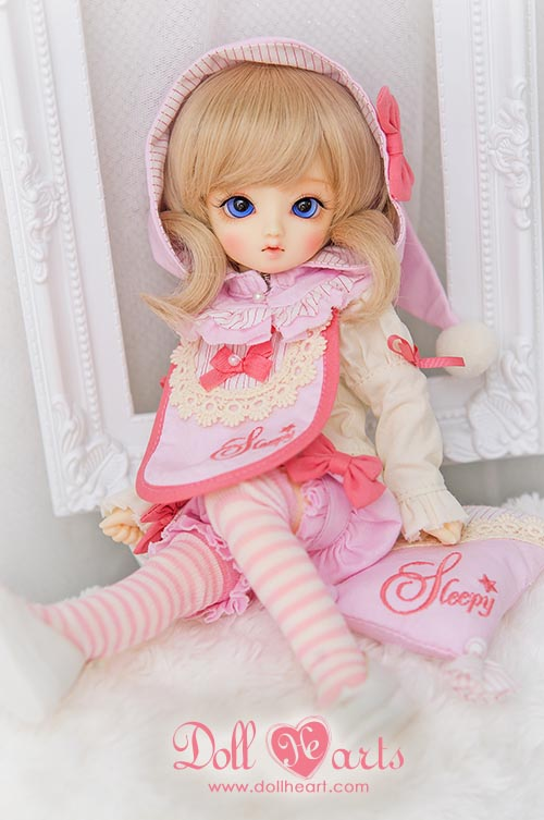 YD000212 [Little Fairy] Pink Angel