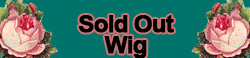 SOLDOUT - WIG